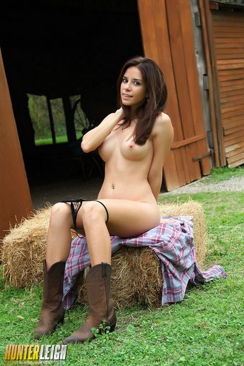 country girl hunter leigh 1