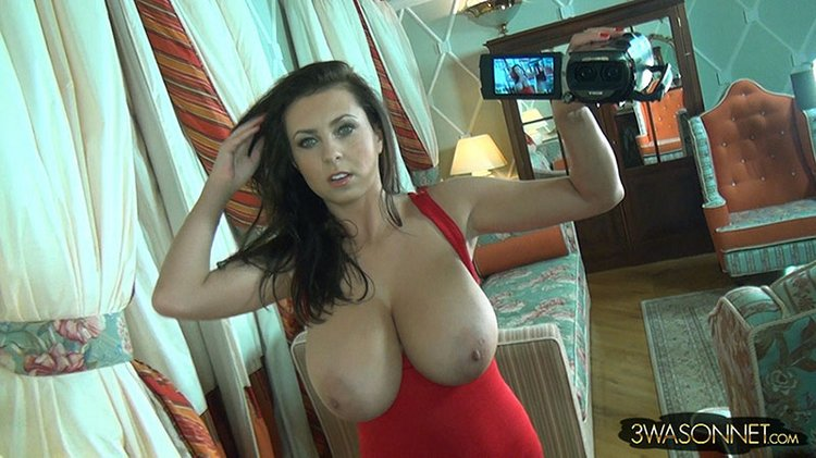 ewa sonnet huge boobs