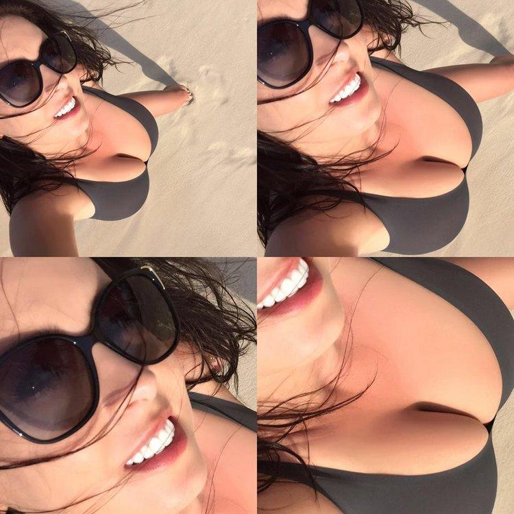 hot bikni babe huge boobs